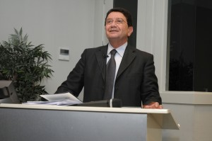 Taleb Rifai at IE Business School